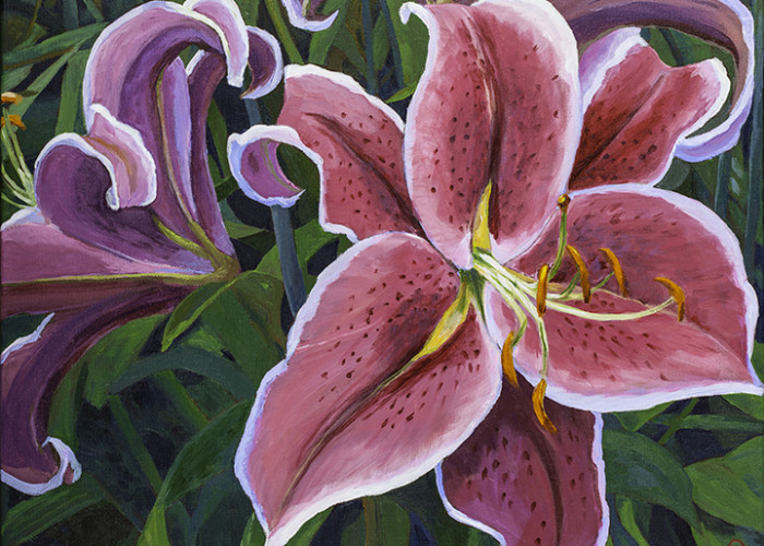 "Title: ""Lush"" 